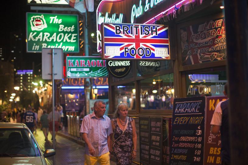 El turismo británico registra cifras récord en España a pesar del Brexit
