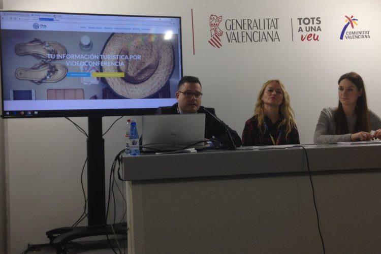 El municipio de Nules será pionero en la Comunitat Valenciana en atender a turistas por videoconferencia
